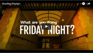 What are you doing FRIDAY NIGHT?