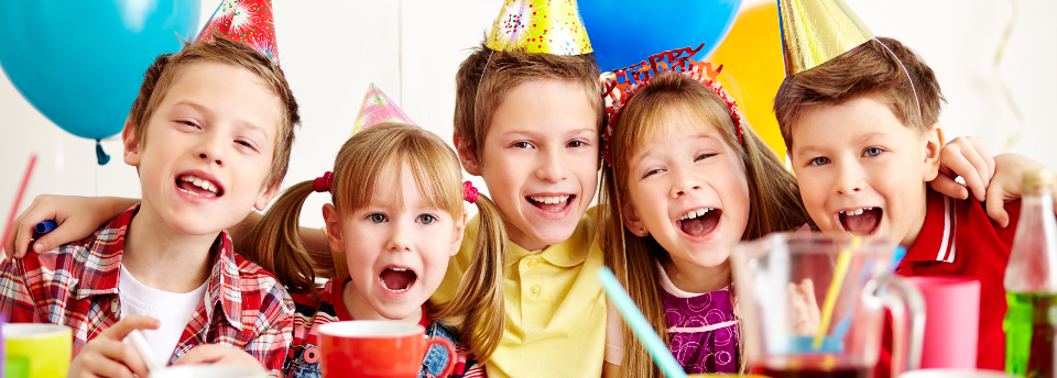 Kids Birthday Party Destination in Lindsay